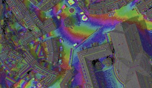 Colorized-DSM